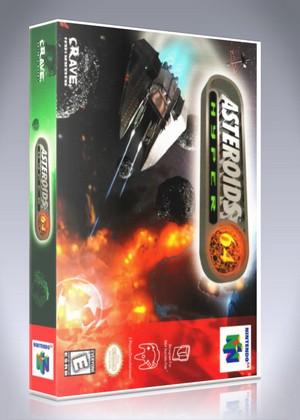 N64 - Asteroids Hyper 64