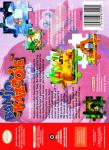 N64 - Banjo-Kazooie (back)