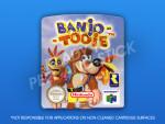 N64 - Banjo-Tooie (PAL) Label