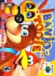 N64 - Banjo-Tooie (front)