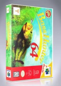 N64 - Bass Hunter 64