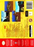 N64 - Bass Hunter 64 (back)