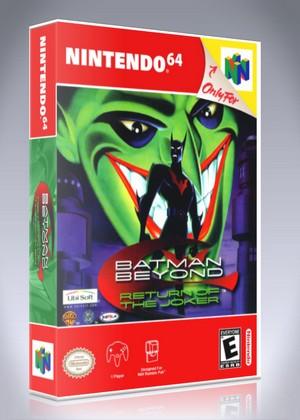 N64 - Batman Beyond: Return of the Joker