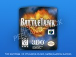 N64 - BattleTanx Label