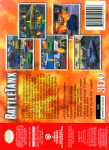 N64 - BattleTanx (back)