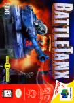 N64 - BattleTanx (front)