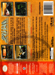 N64 - Battlezone: Rise of the Black Dogs (back)