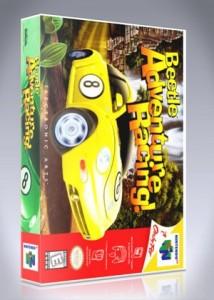 N64 - Beetle Adventure Racing!