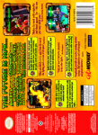 N64 - Bio Freaks (back)