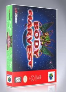 N64 - Body Harvest