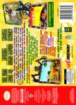 N64 - Body Harvest (back)