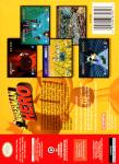 N64 - Bomberman Hero (back)