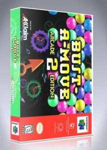 N64 - Bust-A-Move 2: Arcade Edition
