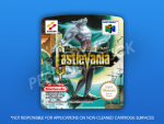 N64 - Castlevania: Legacy of Darkness PAL Label