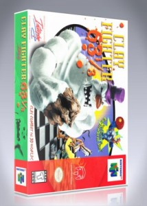 N64 - ClayFighter 63 1/3