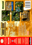 N64 - Command & Conquer (back)