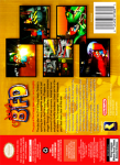 N64 - Conker's Bad Fur Day (back)