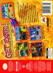 N64 - Cruis'n Exotica (back)