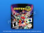 N64 - Custom Robo Label