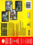 N64 - Daikatana (back)