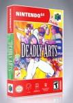 N64 - Deadly Arts