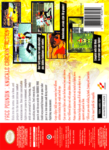N64 - Deadly Arts (back)