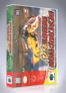 N64 - Destruction Derby 64