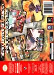 N64 - Destruction Derby 64 (back)