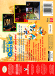 """N64 - Donald Duck Goin' """"Qu@ckers"""" (back)"""