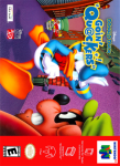 """N64 - Donald Duck Goin' """"Qu@ckers"""" (front)"""