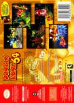 N64 - Donkey Kong 64 (back)