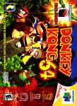 N64 - Donkey Kong 64 (front)