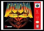 N64 - Doom 64 Poster