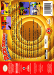 N64 - Duck Dodgers Starring Daffy Duck (back)