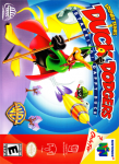 N64 - Duck Dodgers Starring Daffy Duck (front)