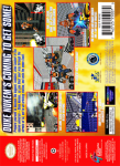 N64 - Duke Nukem 64 (back)
