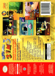 N64 - Earthworm Jim 3D (back)