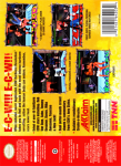 N64 - ECW Hardcore Revolution (back)