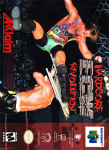 N64 - ECW Hardcore Revolution (front)
