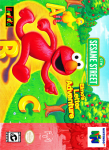 N64 - Elmo's Letter Adventure (front)