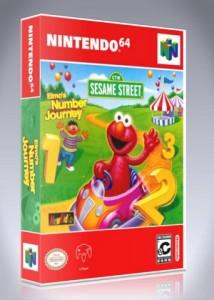 N64 - Elmo's Number Journey