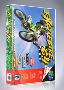 N64 - Excitebike 64