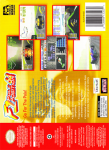 N64 - F1 Pole Position 64 (back)