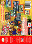 N64 - Fighters Destiny (back)