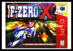 F-Zero X Poster