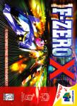 N64 - F-Zero X (front)
