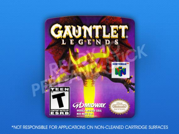 N64 - Gauntlet Legends