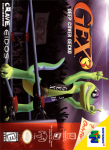 N64 - Gex 3: Deep Cover Gecko (front)