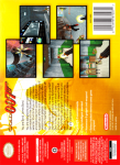 N64 - GoldenEye 007 (back)
