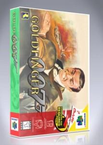N64 - Goldfinger 007
